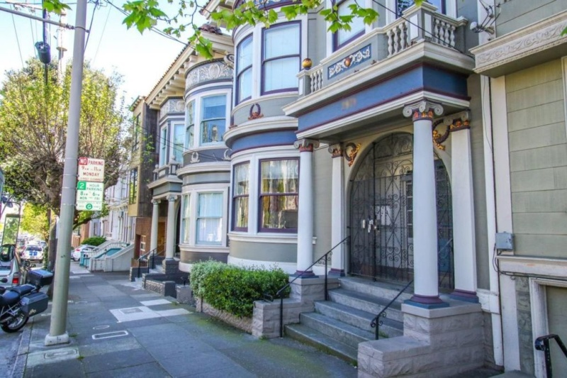 California St San Francisco, CA 94115