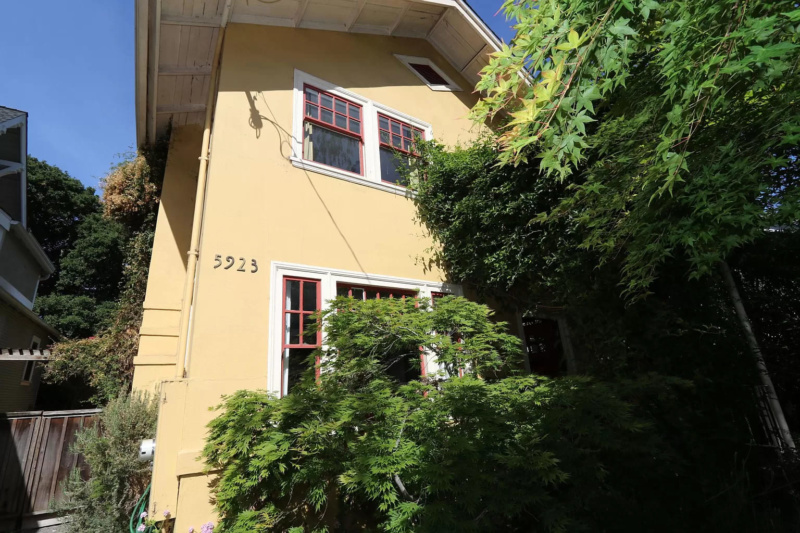 5923 Colby St, Oakland, CA 94618